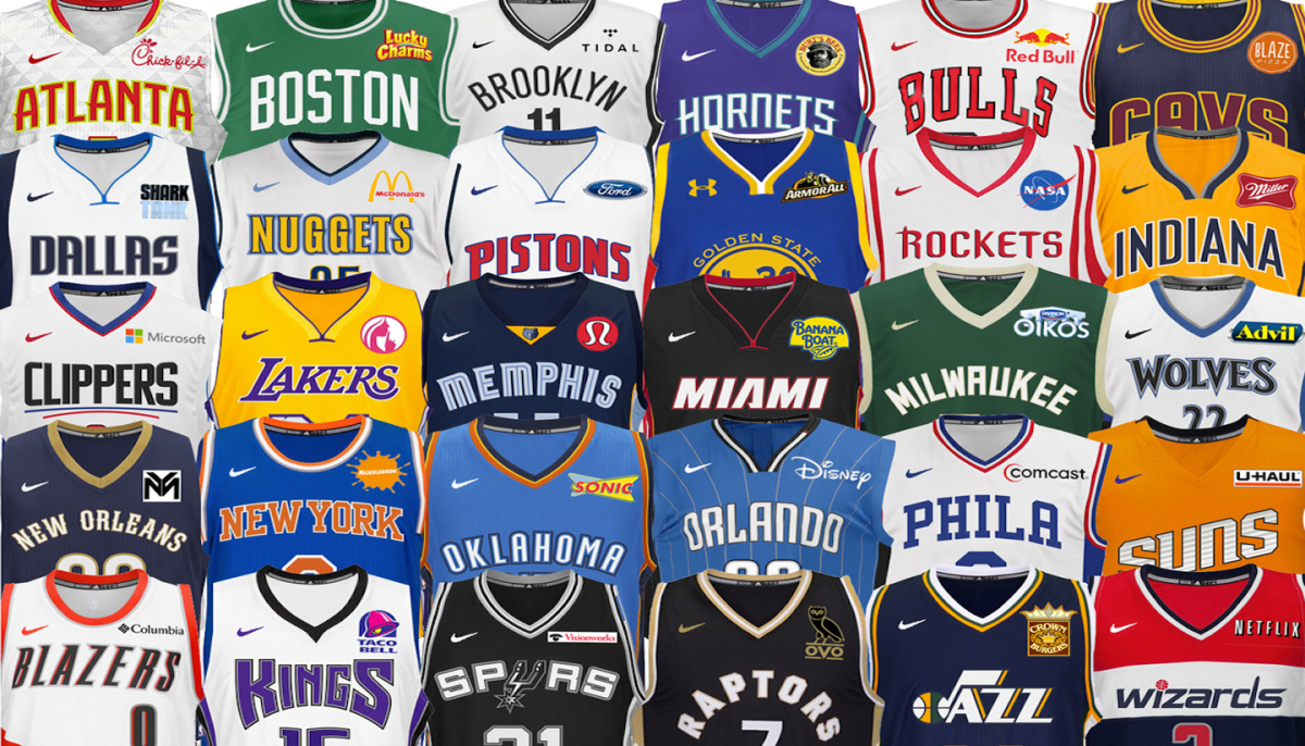 NBA Basketball Clothing