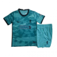 Liverpool Away Jersey Kit 2020/21 By Nike - Youth