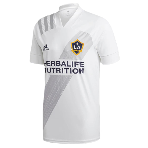 2020 La Galaxy Home White Soccer Jerseys Shirt