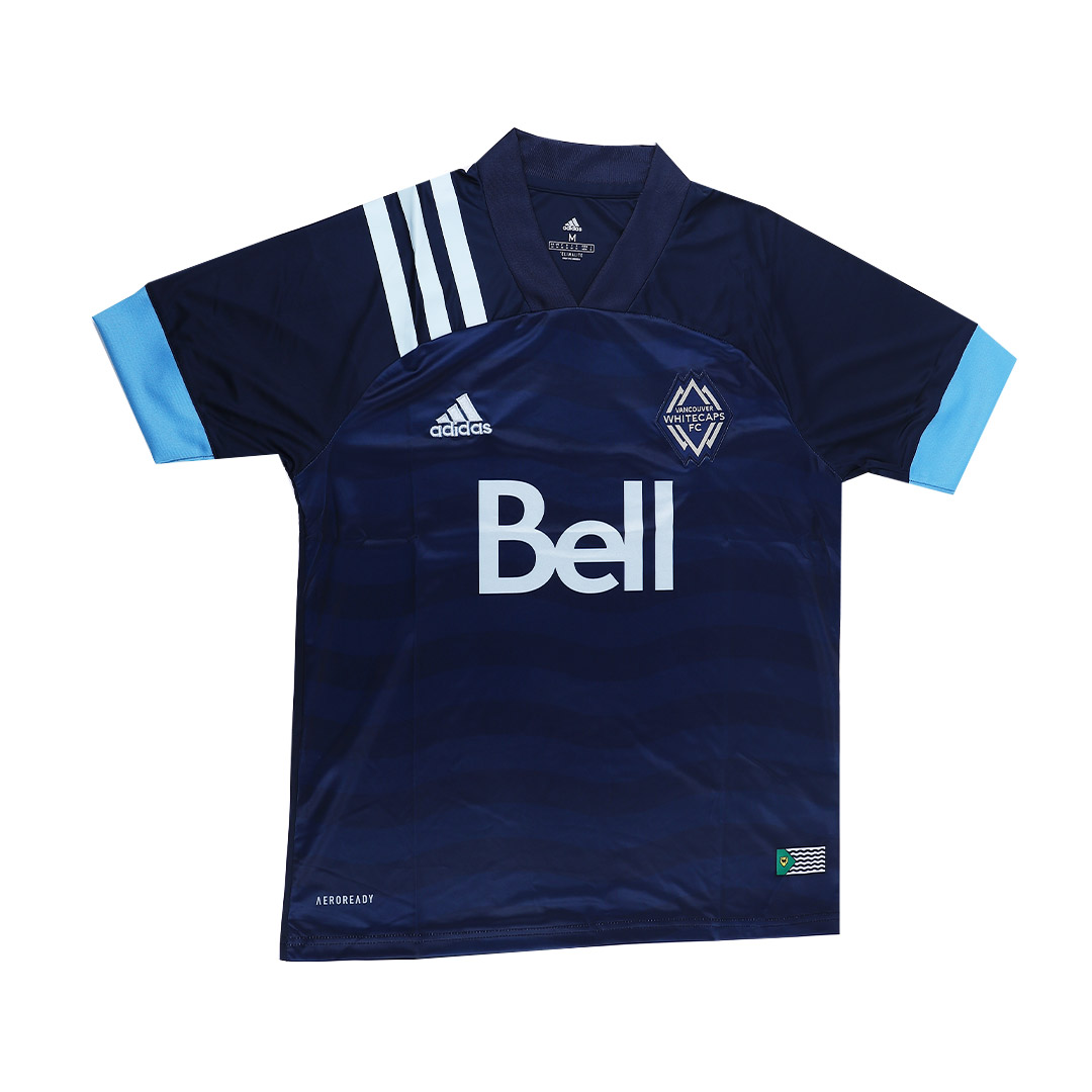 2020 Vancouver Whitecaps Away Navy Jerseys Shirt