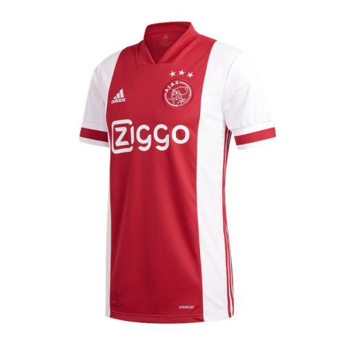 Ajax Home Jersey Kit 2020/21 By Adidas
