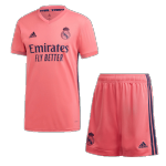 Real Madrid Away Jersey Kit 2020/21 By Adidas