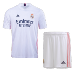 Real Madrid Home Jersey Kit 2020/21 By Adidas