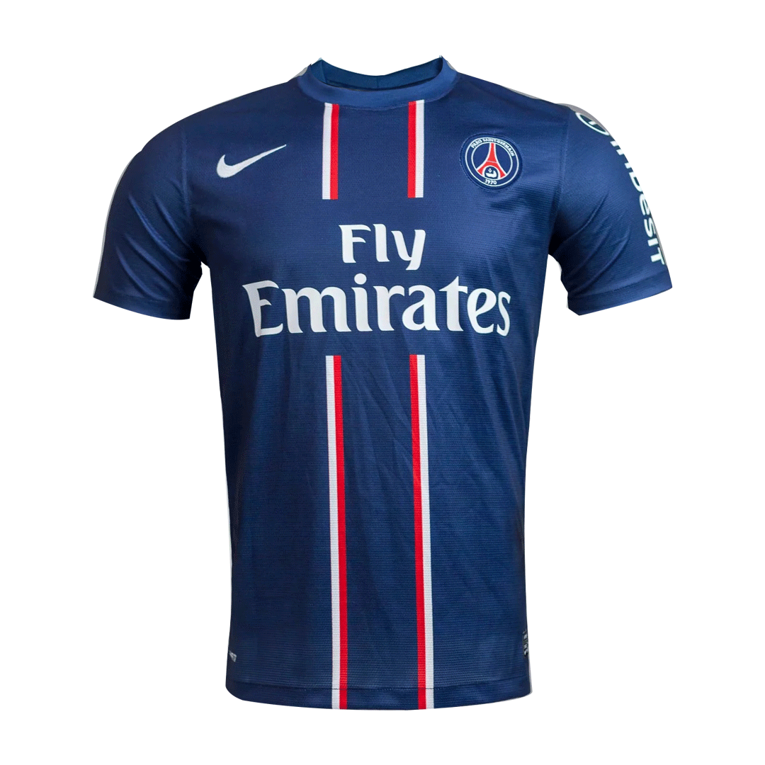 PSG Away Jersey Retro 2012/13 By Nike