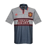 Manchester United Third Away Jersey Retro 1995/96 By Umbro