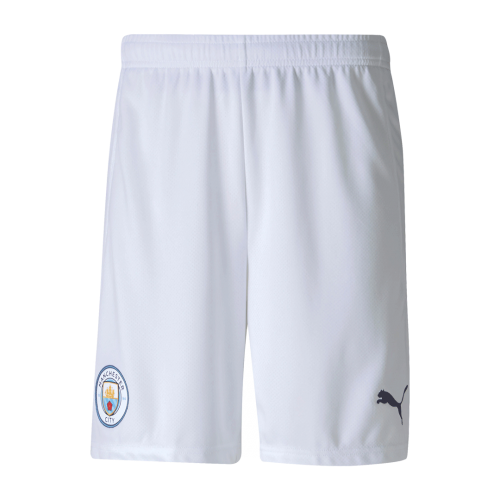 20/21 Manchester City Home Blue Jerseys Whole Kit(Shirt+Short+Socks)