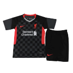 Liverpool Third Away Jersey Kit 2020/21 By Nike - Youth