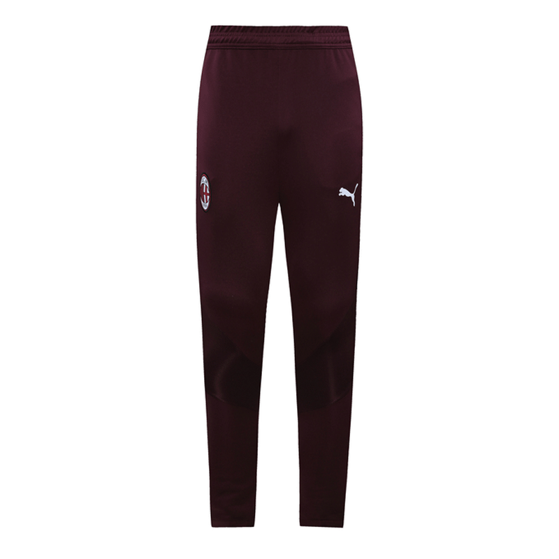 20/21 AC Milan Dark Red Training Trousers