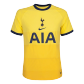 Tottenham Hotspur Authentic Third Away Jersey 2020/21 By Nike