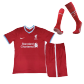 Liverpool Home Jersey Kit 2020/21 By Nike -Youth