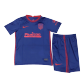 Atletico Madrid Away Jersey Kit 2020/21 By Nike - Youth