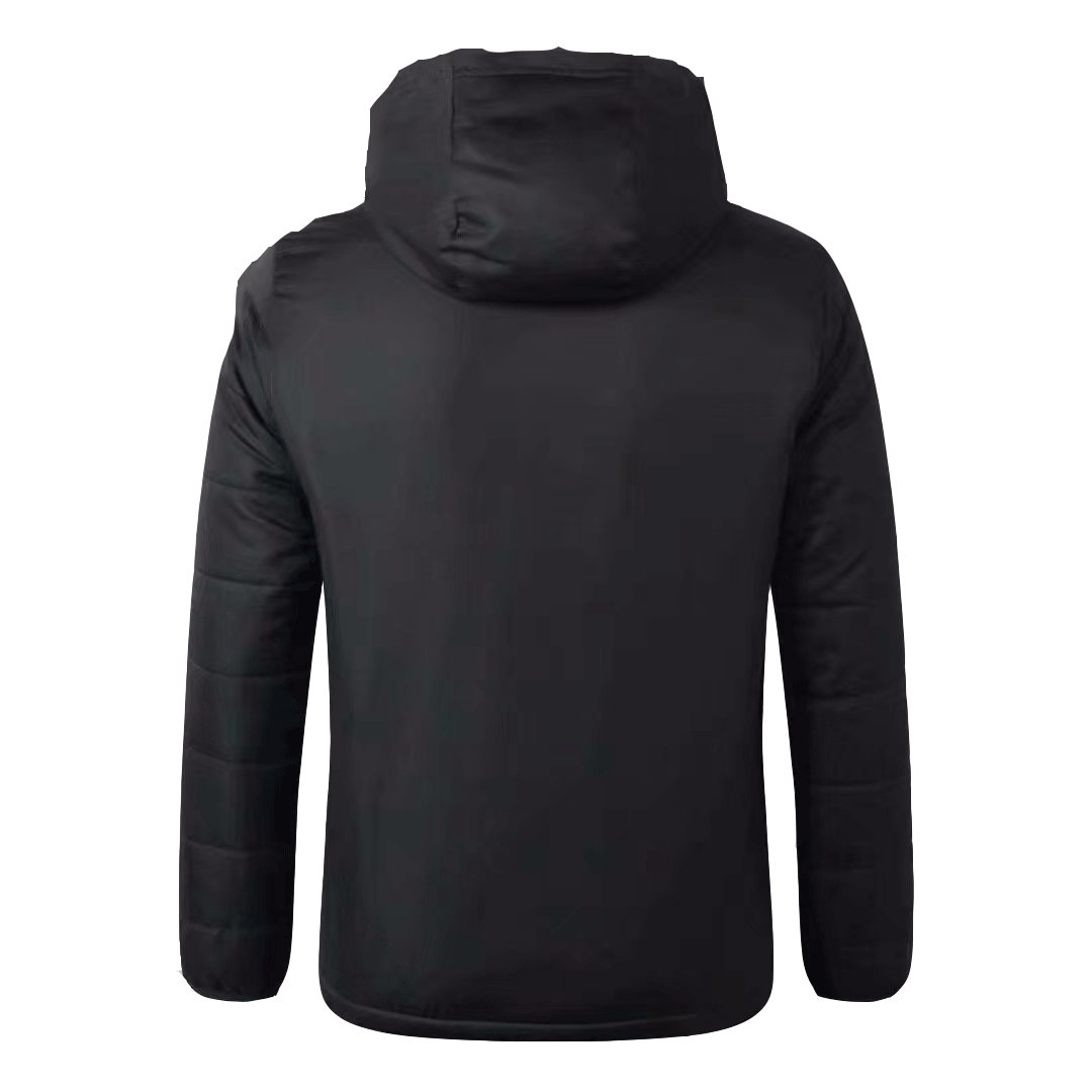 2020 Germany Black Winter Training Jacket