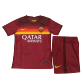 Roma Home Jersey Kit 2020/21 By Nike - Youth