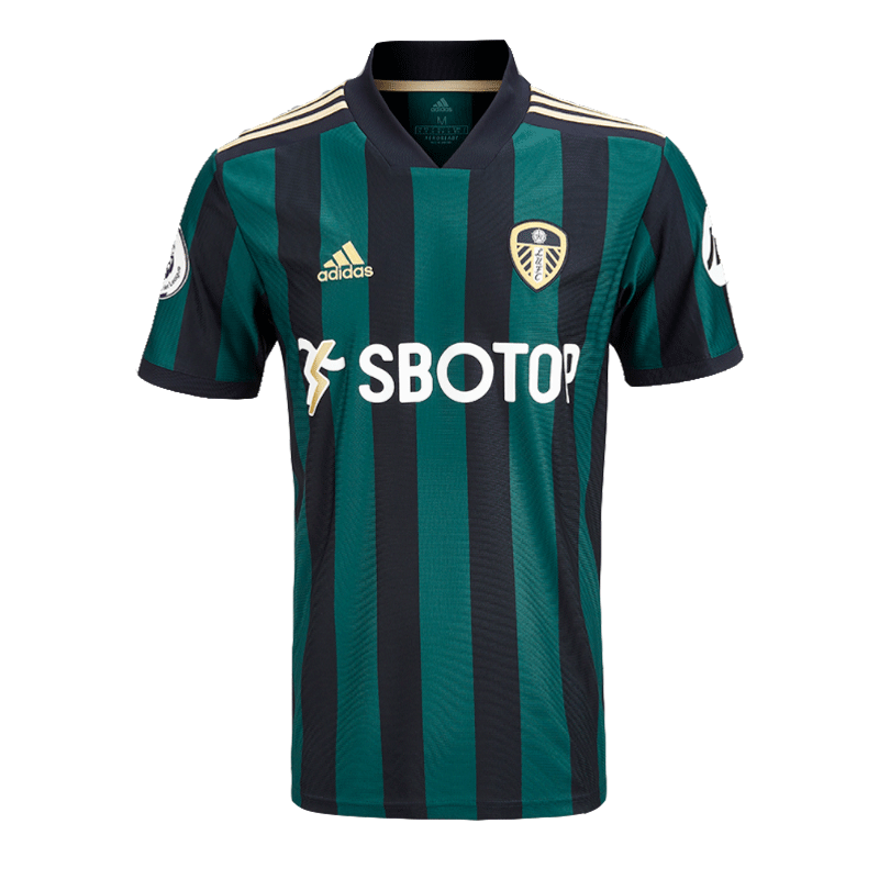 Leeds United Away Jersey 2020/21 By Adidas