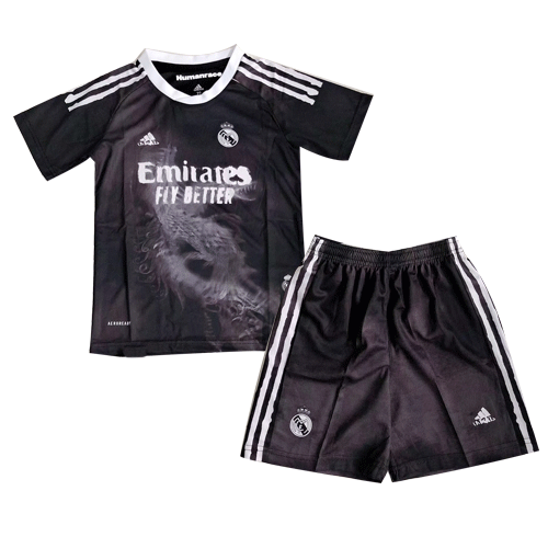 Real Madrid Jersey Kit By Adidas - Youth