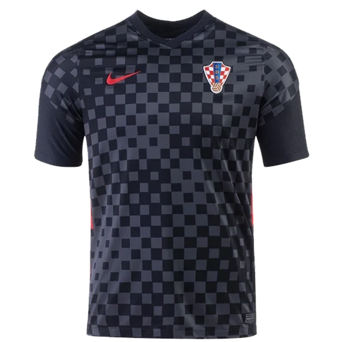 Croatia Authentic Away Jersey 2020 By Nike