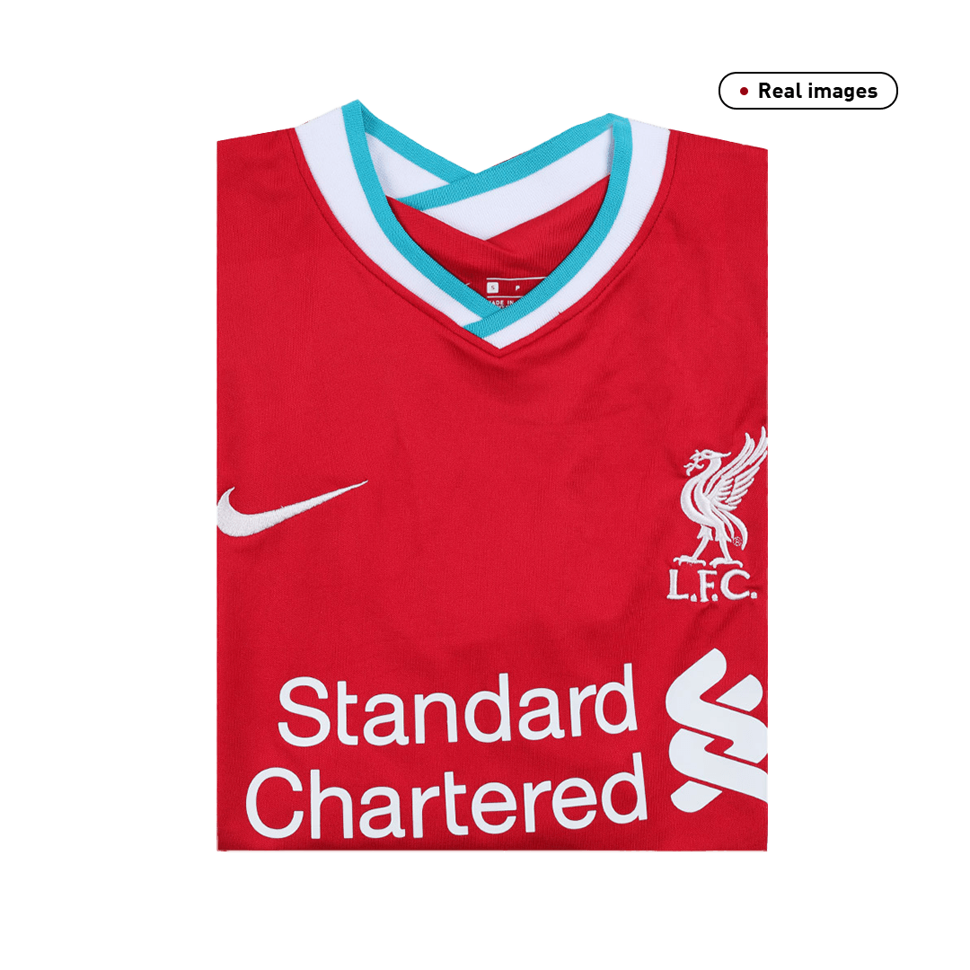 Liverpool Home Jersey 2020/21 By Nike