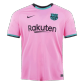 Barcelona Third Away Jersey 2020/21 By Nike