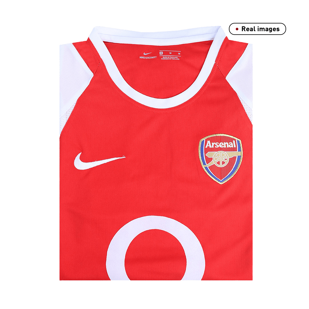 Arsenal Home Jersey Retro 2002/03 By Nike