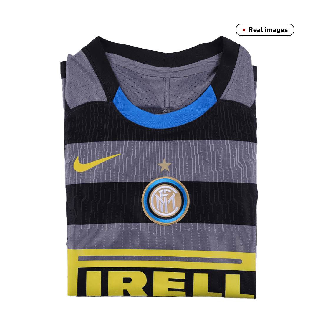 Inter Milan Authentic Third Away Jersey 2020/21 By Nike