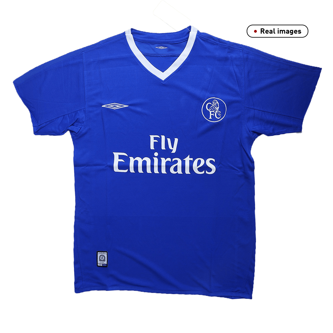 Chelsea Home Jersey Retro 2003/5 By Umbro