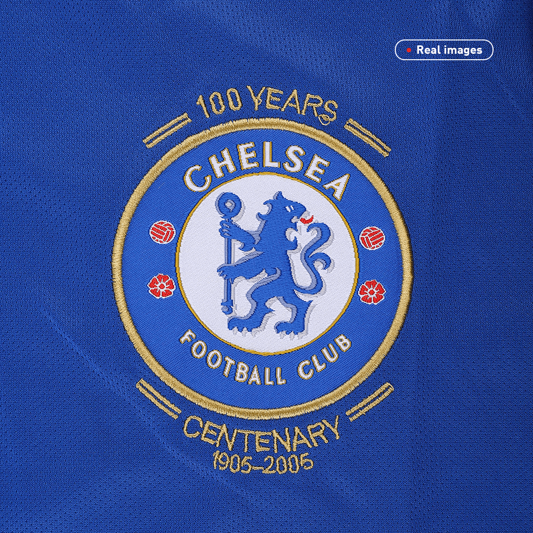 Chelsea Home Jersey Retro 2005/06 By Umbro