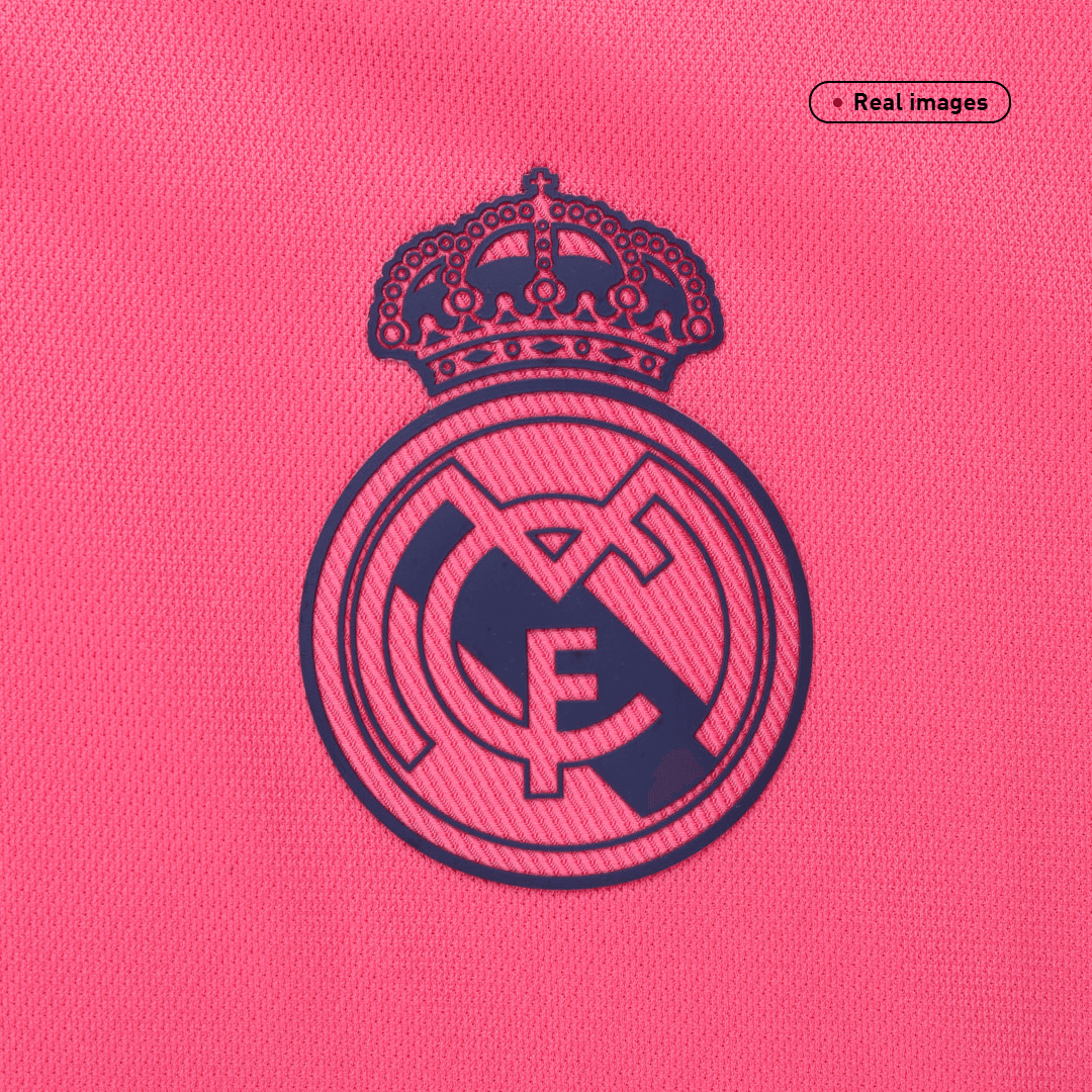 Real Madrid Away Jersey 2020/21 By Adidas
