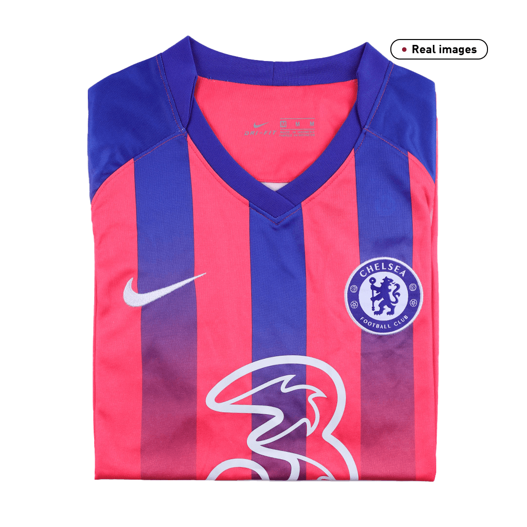 Chelsea Third Away Jersey 2020/21 By Nike