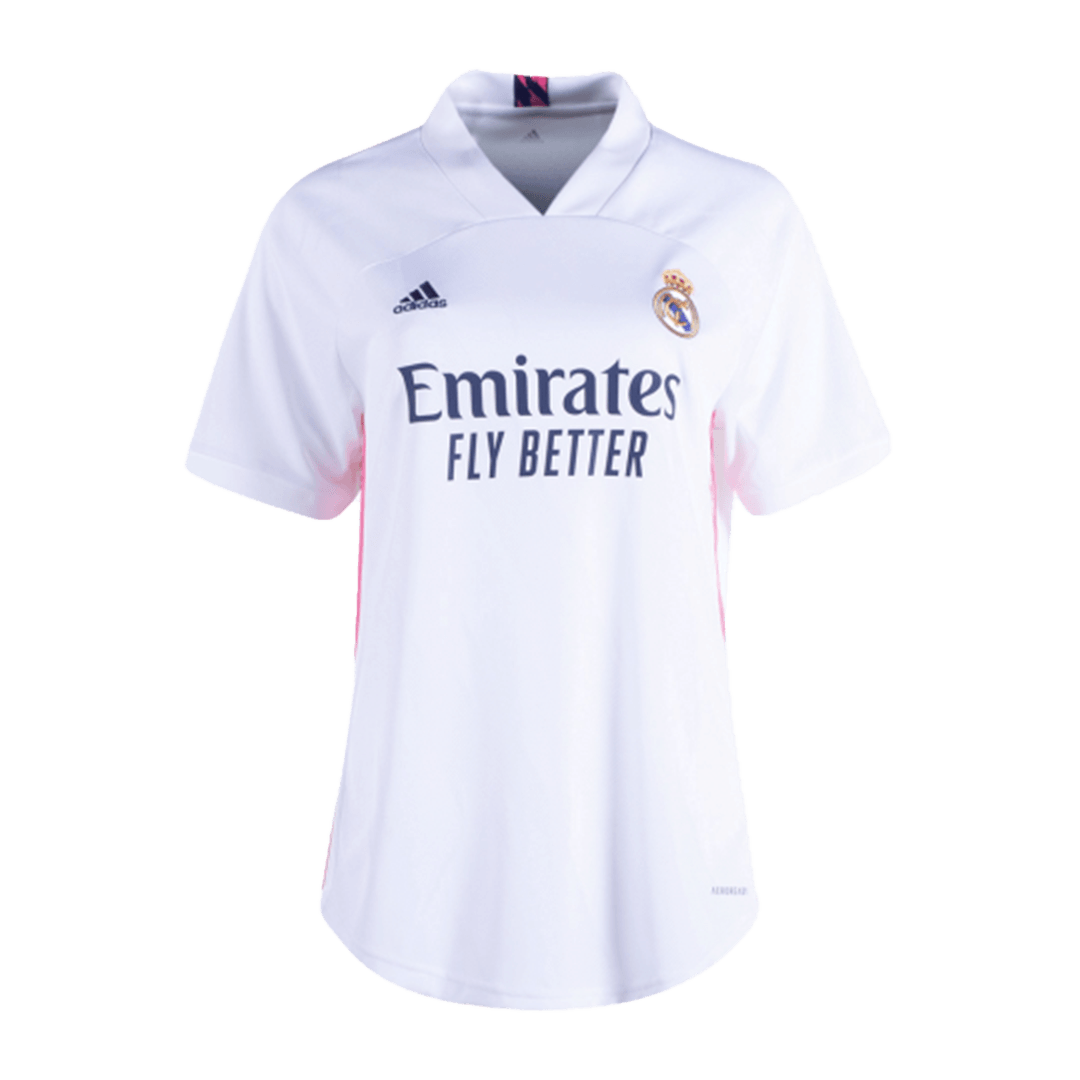Real Madrid Home Jersey 2020/21 By Adidas - Women