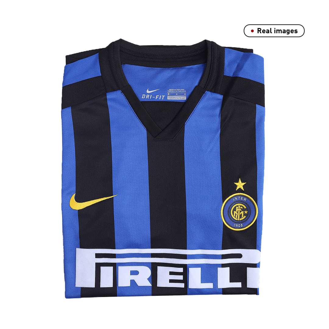 Inter Milan Home Jersey Retro 2002/03 By Nike
