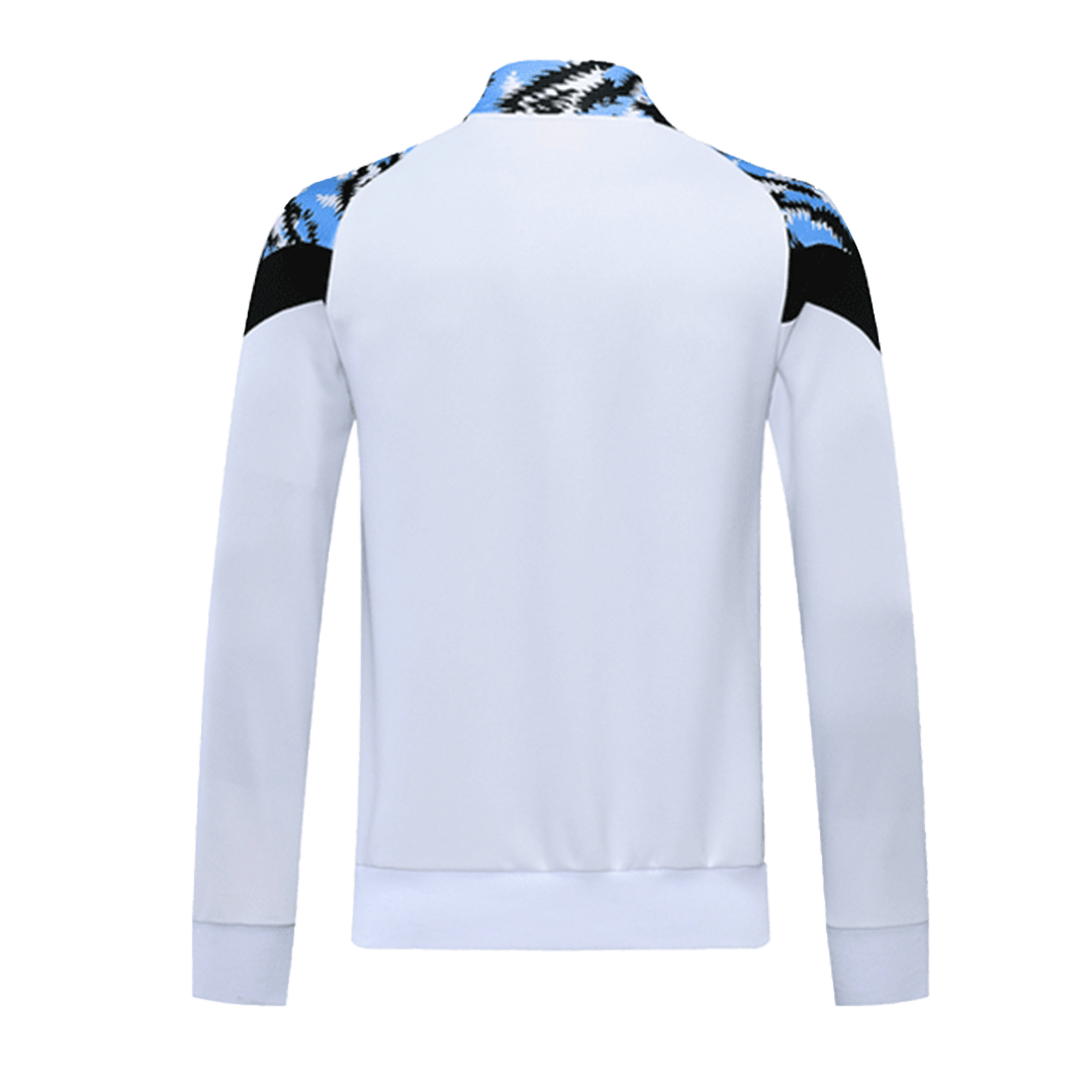 Manchester City Traning Jacket 2020/21 By Puma - White