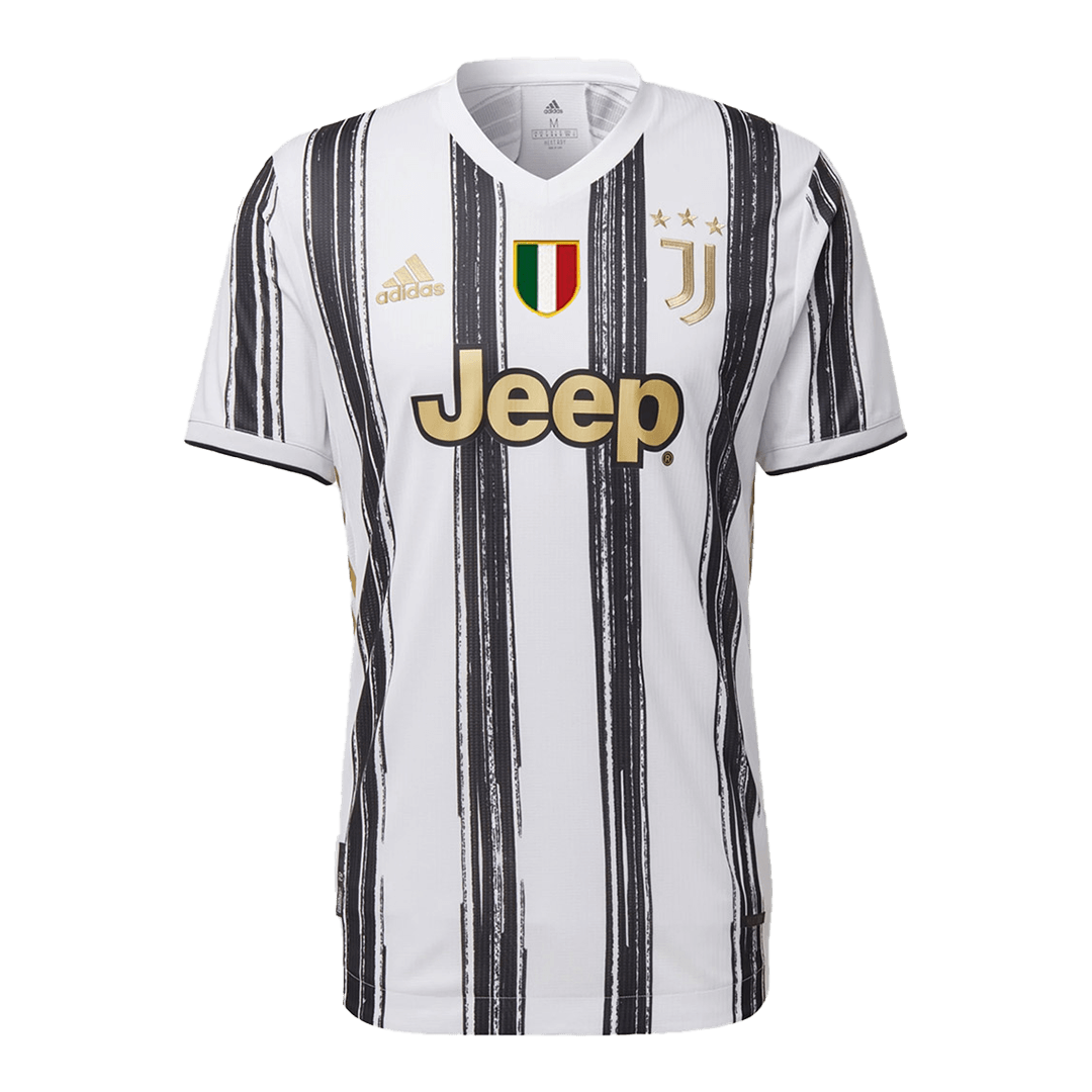 Juventus Authentic Home Jersey 2020/21 By Adidas