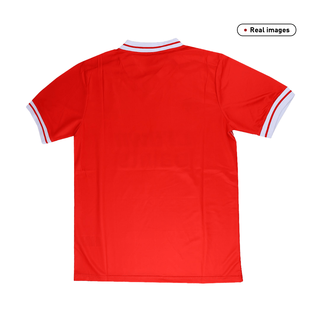 Liverpool Home Jersey Retro 1983/84 By Umbro