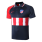 Atletico Madrid Polo Shirt 2020/21 - Navy&Red&White