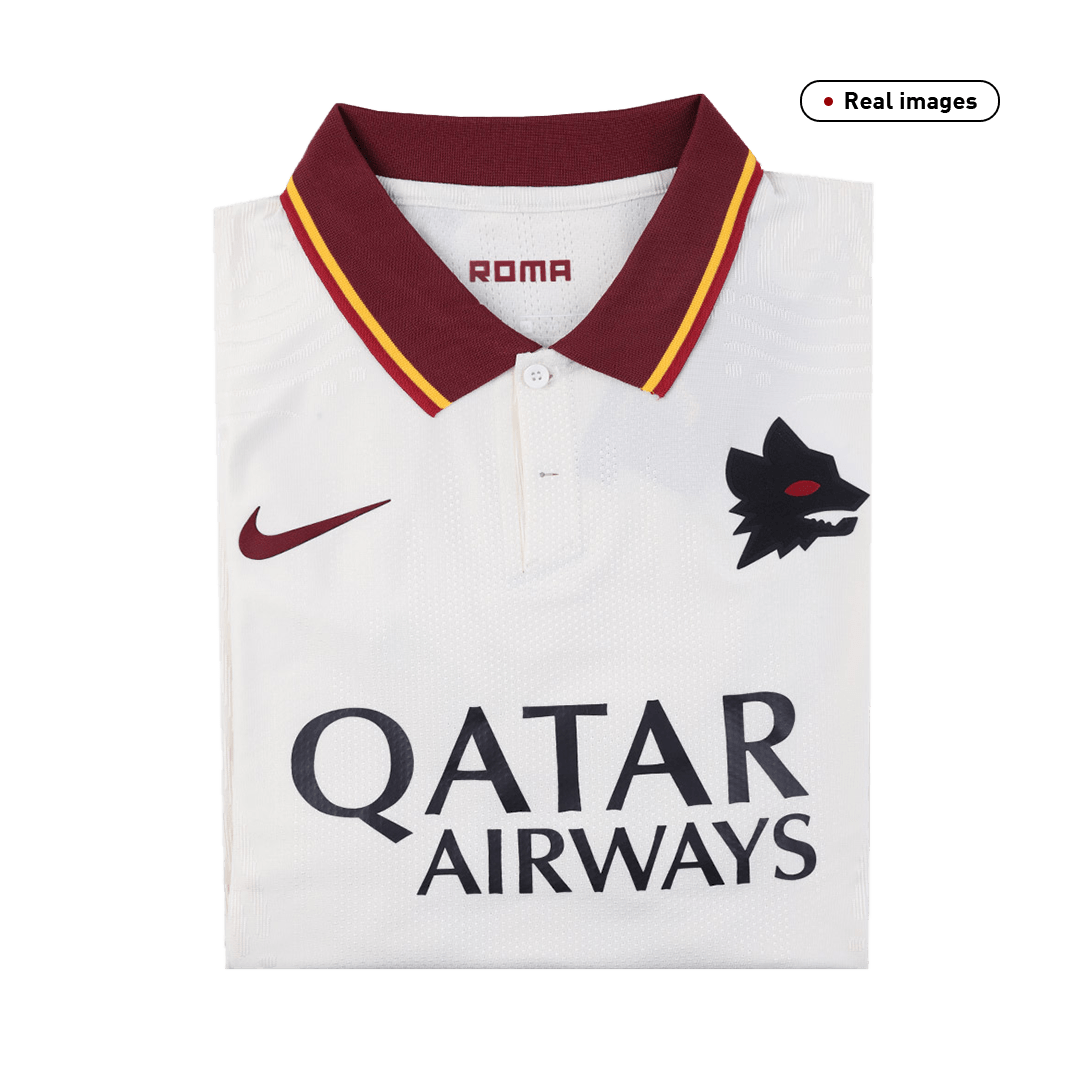Roma Authentic Away Jersey 2020/21 By Nike