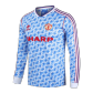 Manchester United Away Jersey Retro 1990/92 By Adidas - Long Sleeve