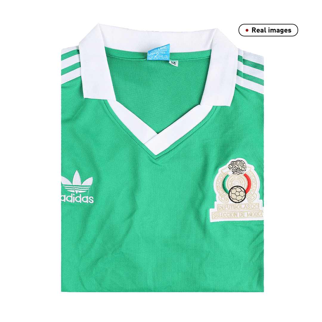 Mexico Home Jersey Retro 1986 By Adidas