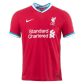 Liverpool Authentic Home Jersey 2020/21 By Nike