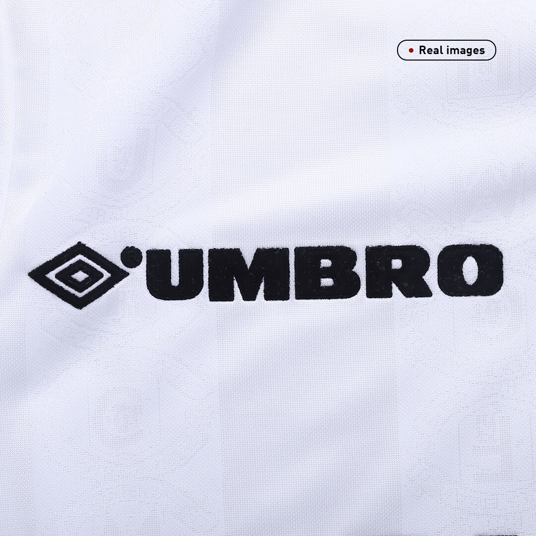 Manchester United Away Jersey Retro 1998/99 By Umbro