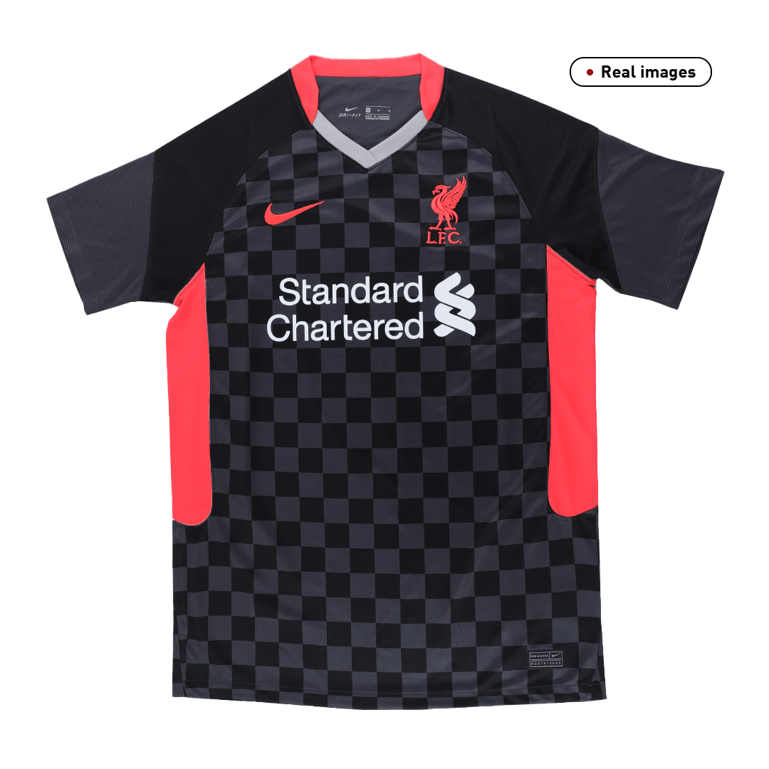 Liverpool Third Away Jersey 2020/21 By Nike