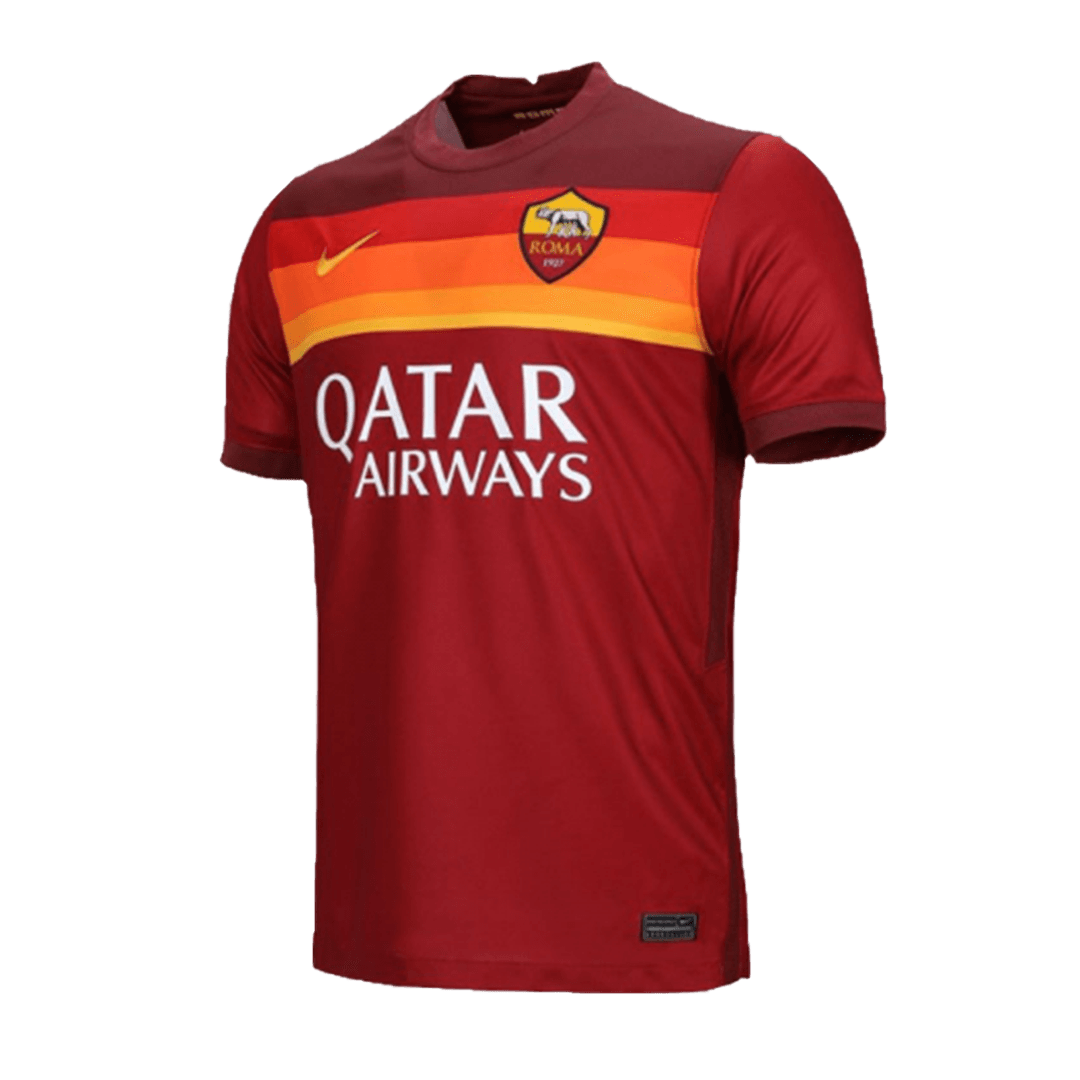 Roma Authentic Home Jersey 2020/21 By Nike