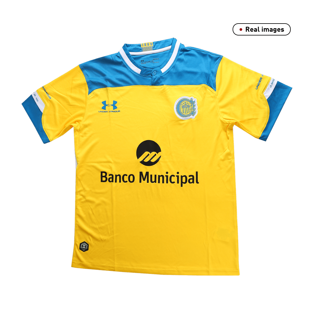 Rosario Central Away Jersey 2020/21 By Under Armour | Elmont Youth ...