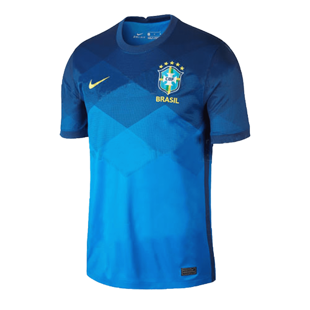 Brazil Authentic Away Jersey 2021 By Nike