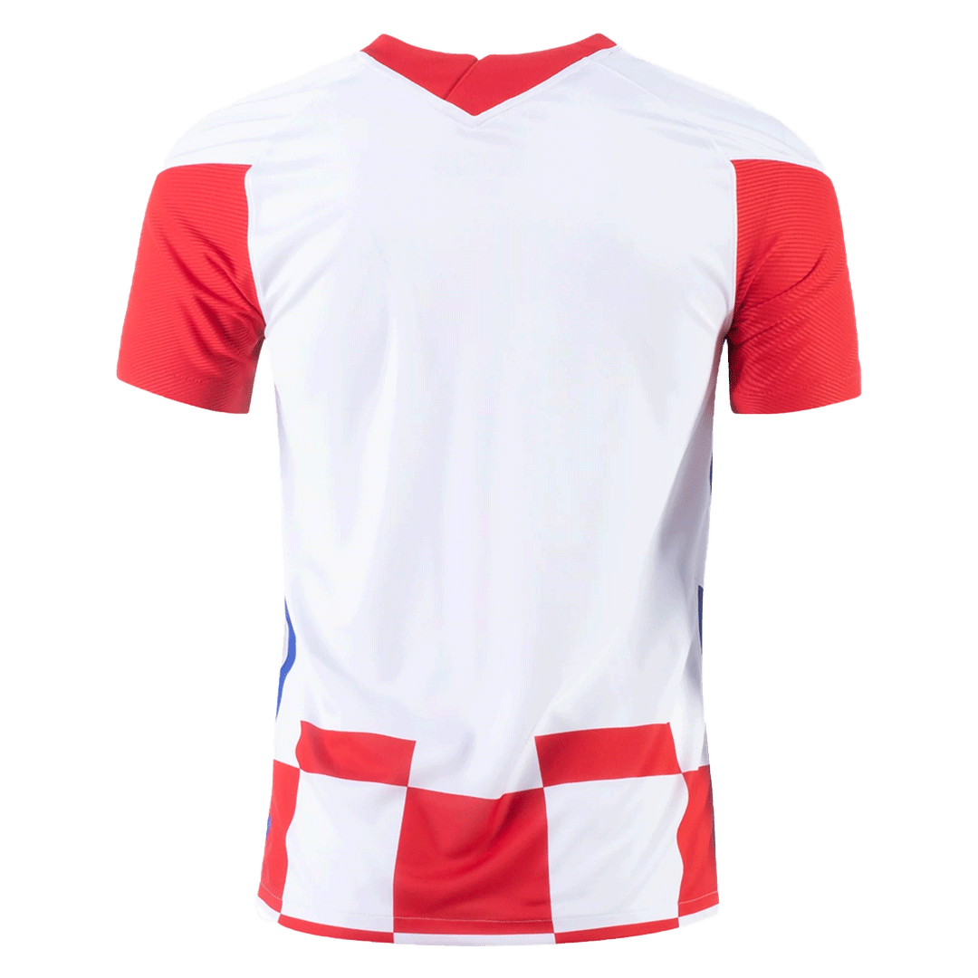 Croatia Authentic Home Jersey 2020 By Nike