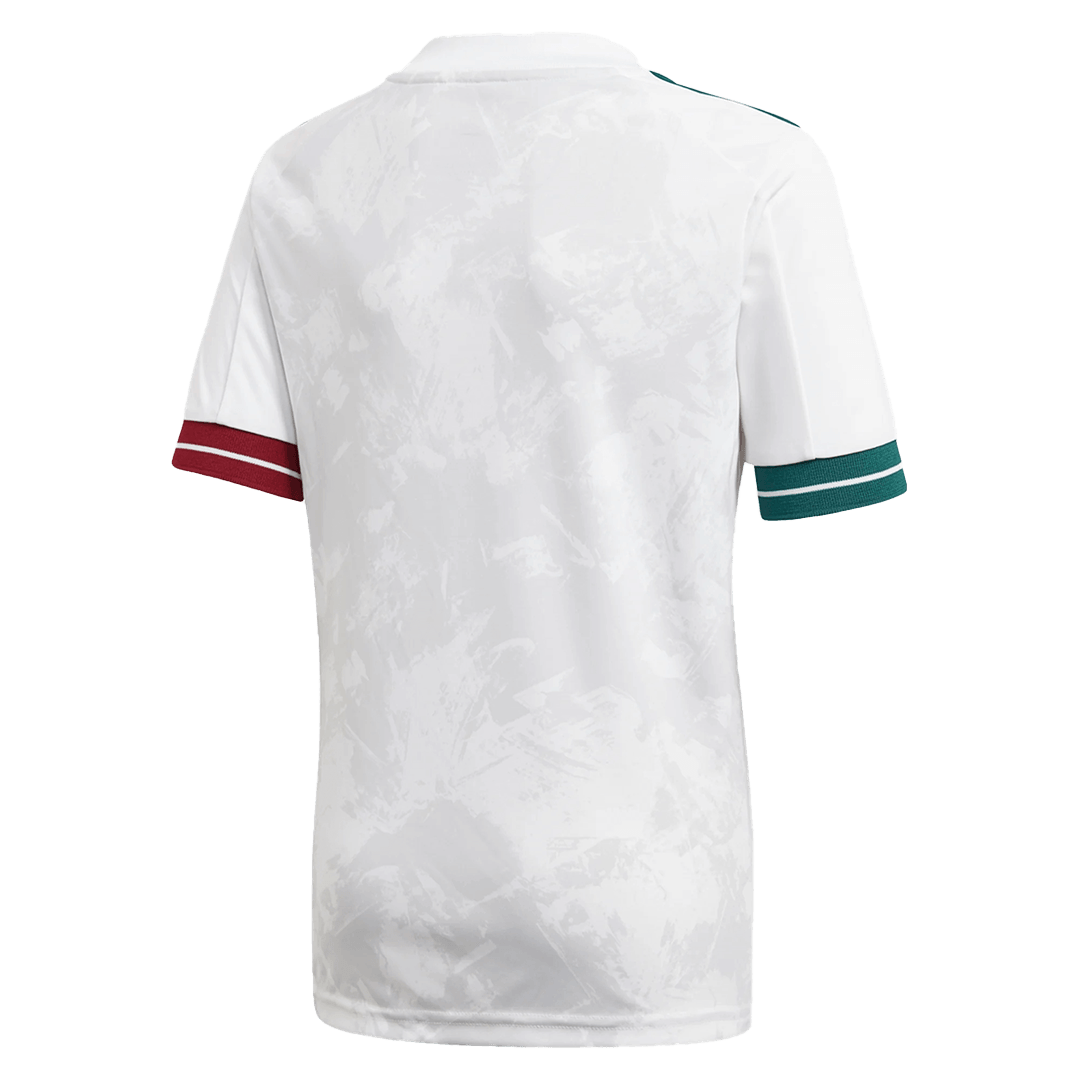 Mexico Away Jersey 2020 By Adidas