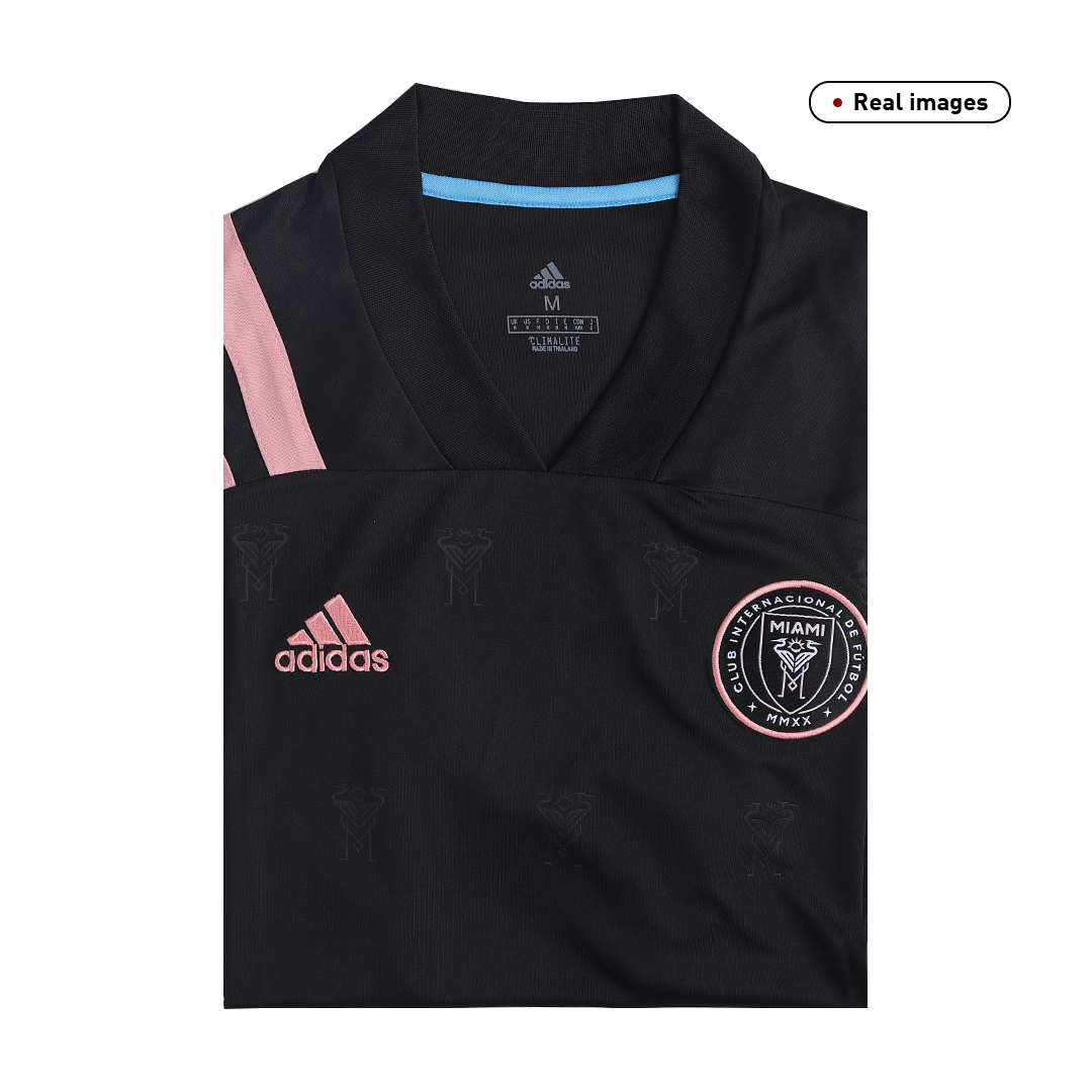 Inter Miami CF Away Jersey 2020 By Adidas