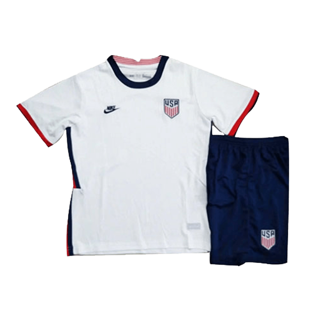 USA Home Jersey Kit 2020 By Nike - Youth