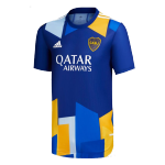 Boca Juniors Fourth Away Jersey 2020/21 By Adidas