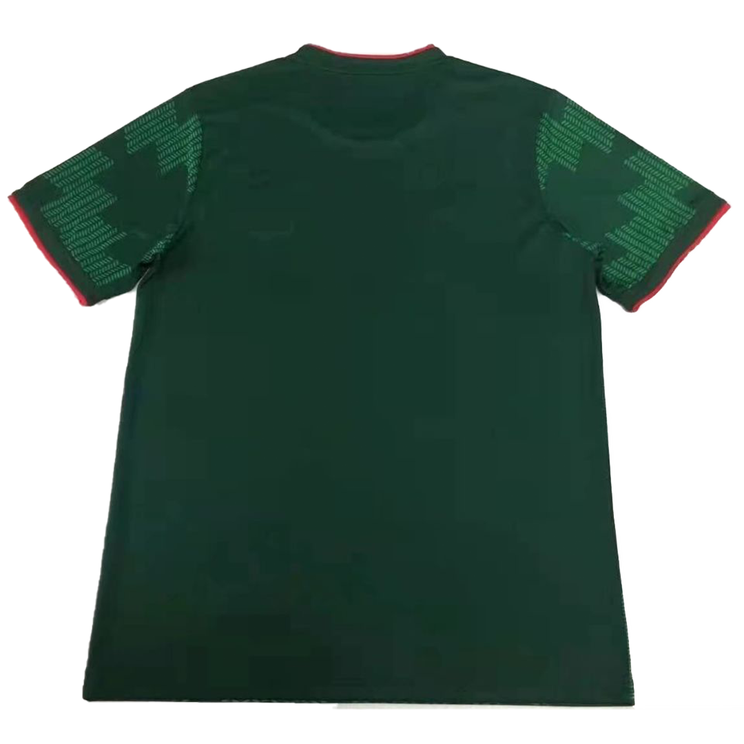 Mexico Home Jersey 2021 By Adidas - Green