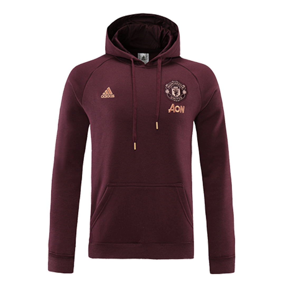 PSG Hoody Sweater 2021/22 By Adidas - Red